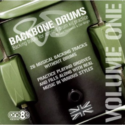 Backing Tracks for Applied Drumming Practic 1