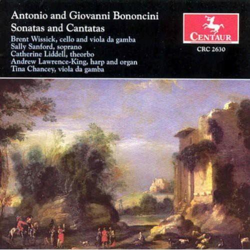 Sonatas & Cantatas