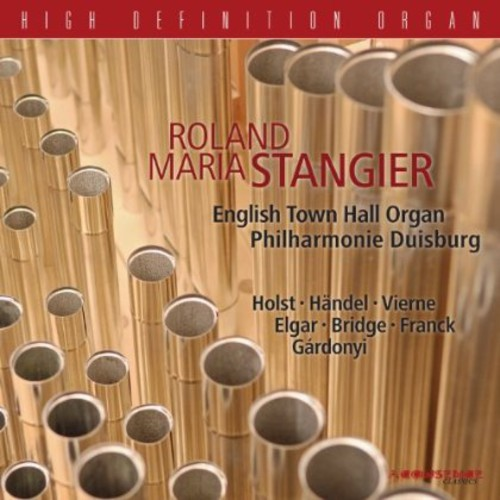 English Town Hall Organ Philharmonie Duisburg