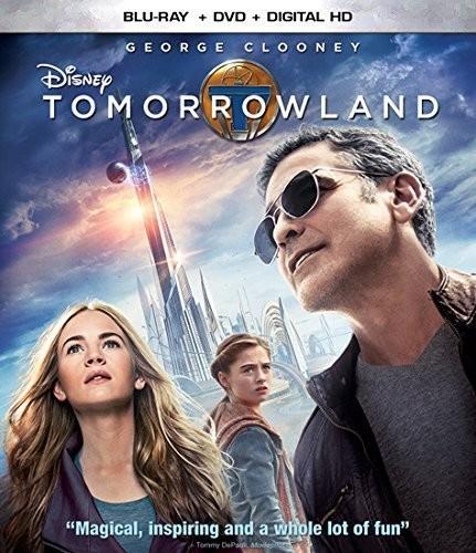 Tomorrowland [Blu-ray/DVD]