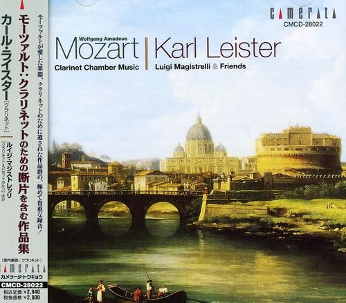 Clarinet Chamber Music