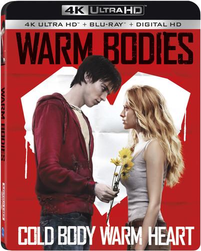 Warm Bodies [4K Ultra HD Blu-ray/Blu-ray]