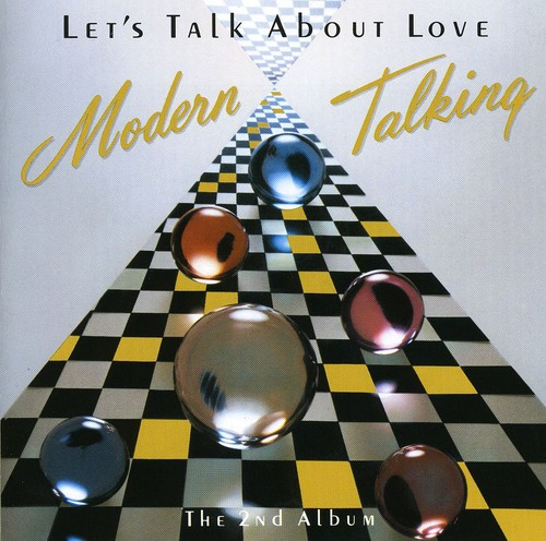 Let's Talk About Love [Import]