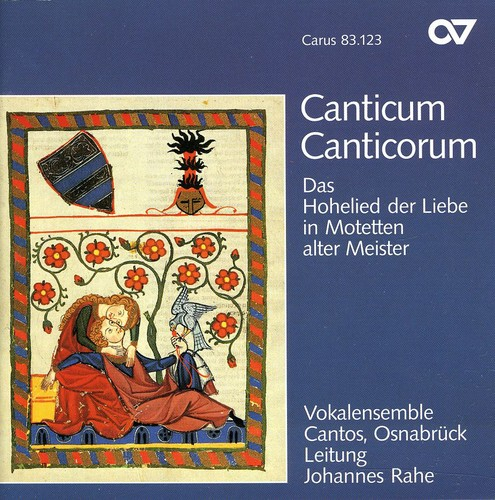 Canticum Canticorum (Song of Songs) /  Various