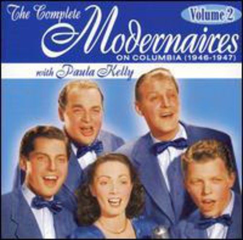 The Complete Modernaires, Vol. 2