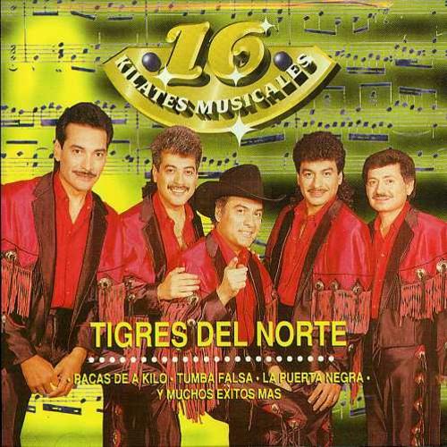 Los Tigres del Norte-16 Kilates Musicales
