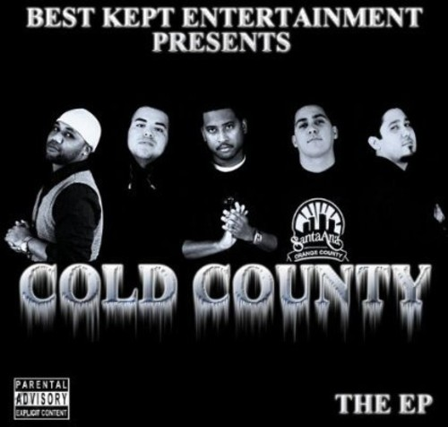 Cold County the EP