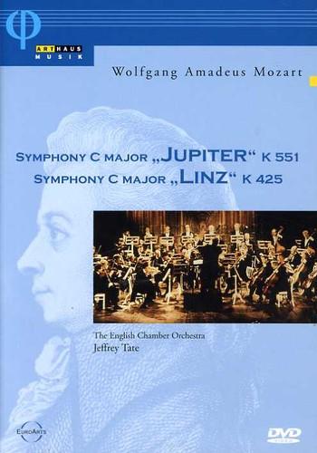Jupiter & Linzer Symphonies