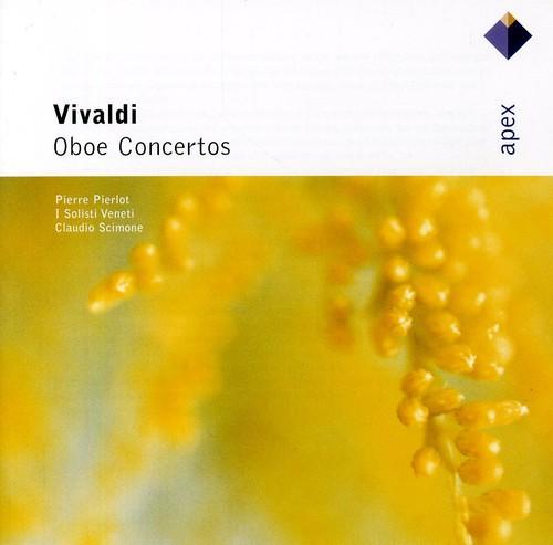 Vivaldi: Oboe Ctos