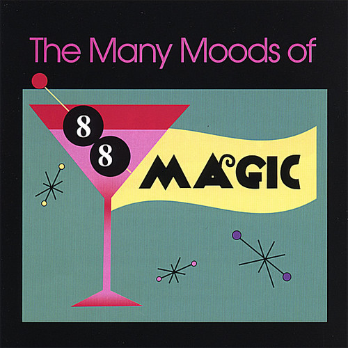Many Moods of 88Magic