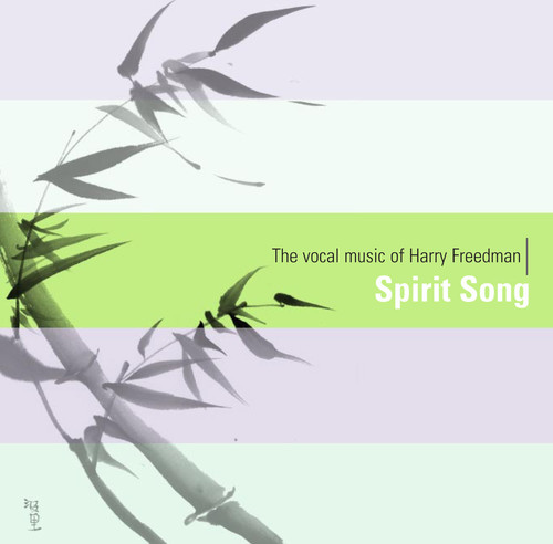 Vocal Music of Harry Freedman /  Various