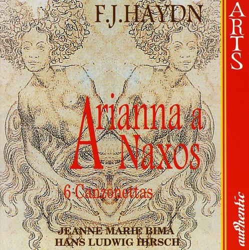 Arianna a Naxos /  Cantata for Soprano & Harpsichor