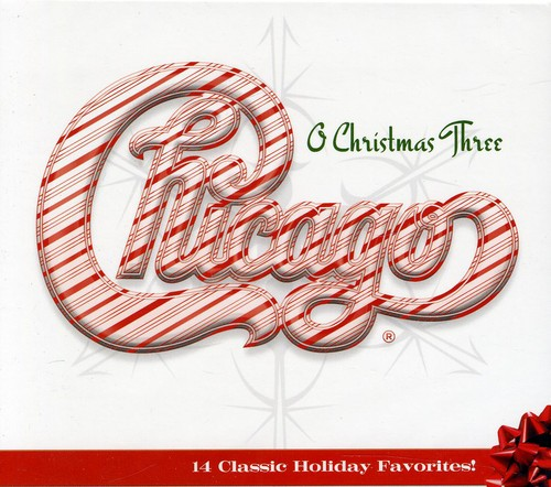 Used Cd Chicago Chicago Xxxiii O Christmas Three