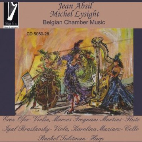 Belgian Chamber Music Jean Absil Michel Lysight
