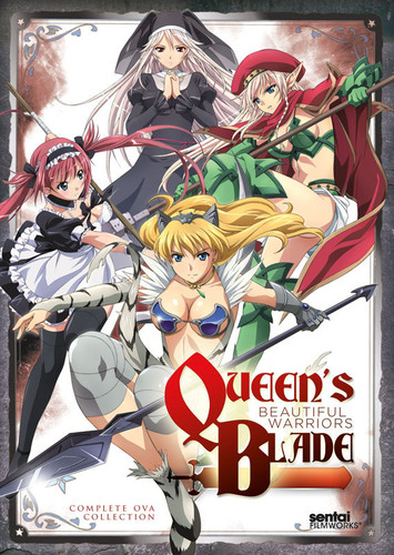 Queen's Blade: Beautiful Warriors
