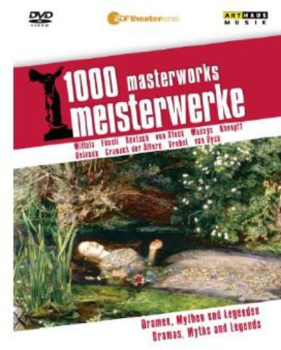 1000 Masterworks: Dramas, Myths and Legends