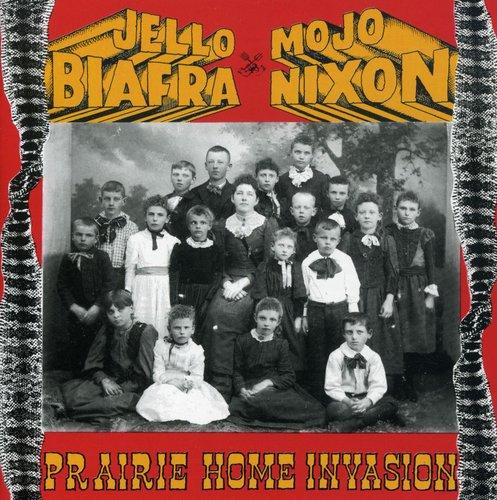 Prairie Home Invasion