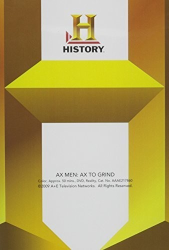 Ax Men: Axe to Grind