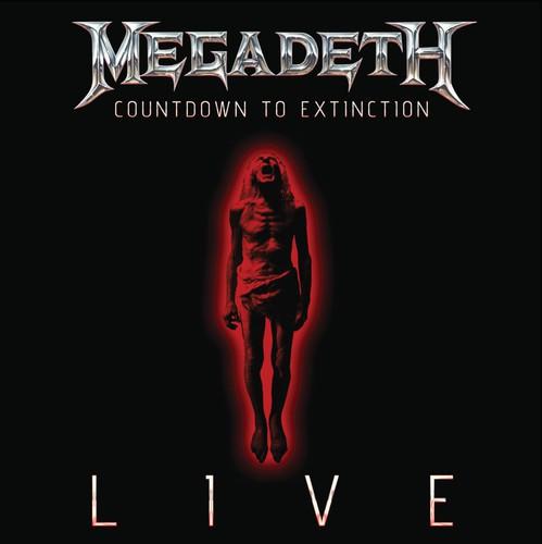 Megadeth-Countdown to Extinction: Live