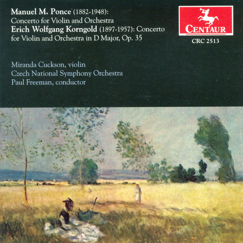 Concertos for Violin & Orchestra