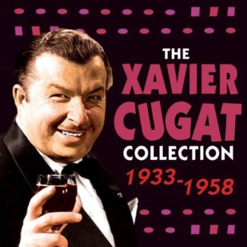 Xavier Cugat Collection 1933 - 1958