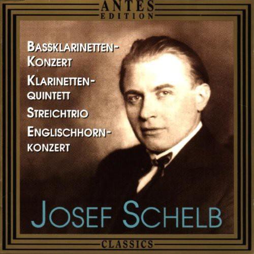 Concerto for Bass Clarinet /  Clarinet Quintet