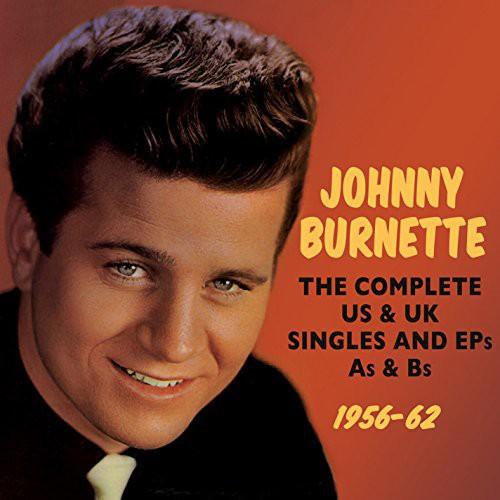 Complete Us & UK Singles & Eps As & BS 1956-62
