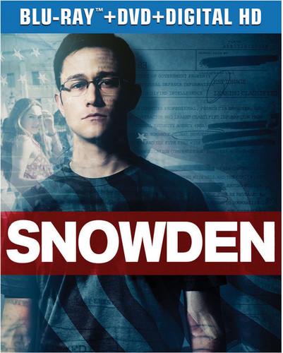 Snowden [UltraViolet] [Blu-ray/DVD] [2 Discs]