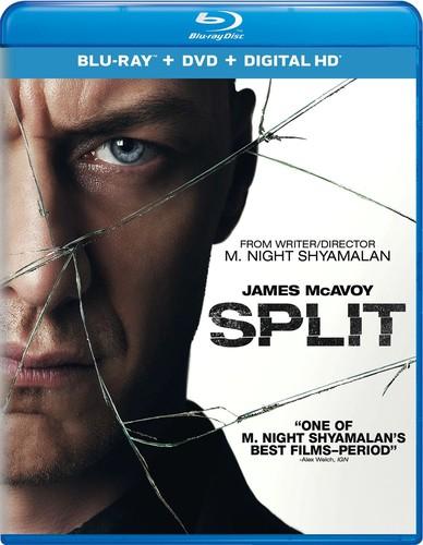 Split [Blu-ray/DVD]