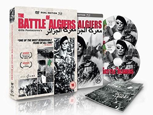 The Battle of Algiers (Dual Format) [Import]
