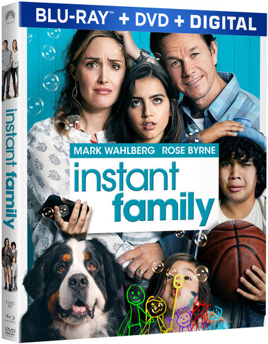 Instant Family [Blu-ray/DVD]