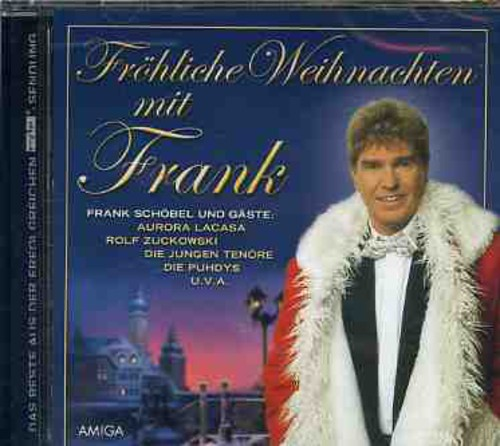 Frohliche Weihnachten Mit Frank [Import]
