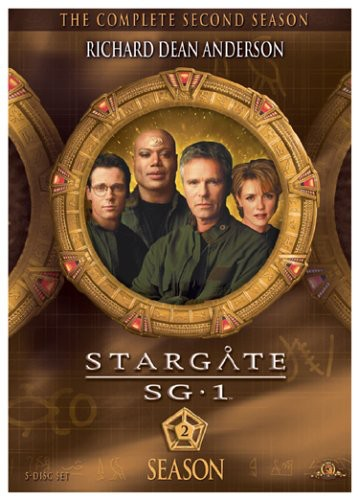 Stargate SG-1: Season 02