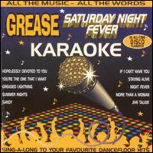Grease and Saturday Night Fever Karaoke