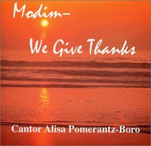 Modim-We Give Thanks