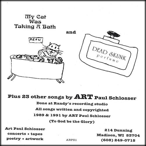 My Cat Was Taking a Bath & Dead Skunk Perfume Plus