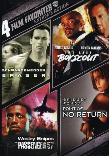 4 Film Favorites: Extreme Action