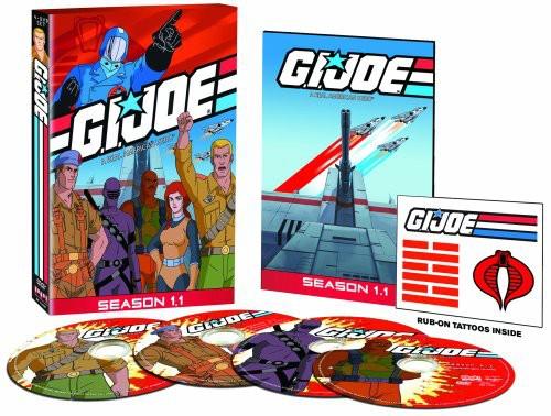 Gi Joe Real American Hero: Season 1 - Part 1
