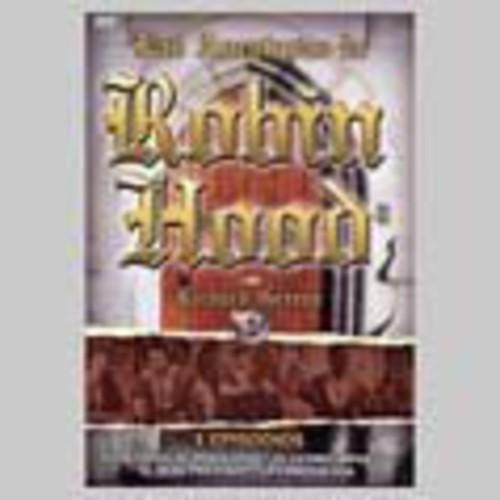 Vol. 1-Las Aventuras de Robin Hood [Import]