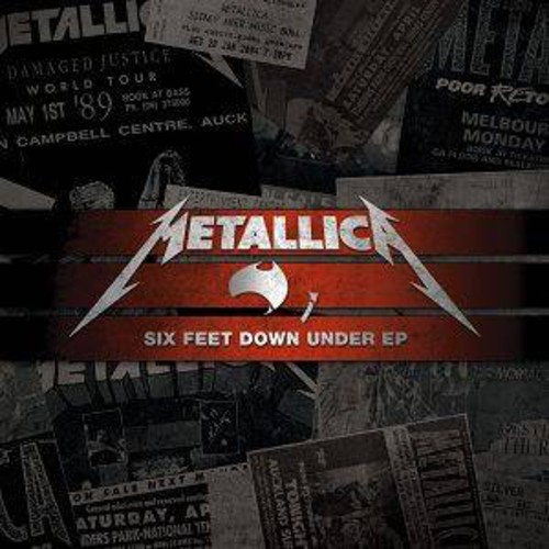 Metallica-Six Feet Down Under [EP]