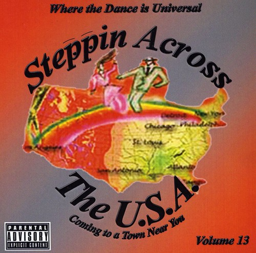 Steppin Across the USA 13 /  Various