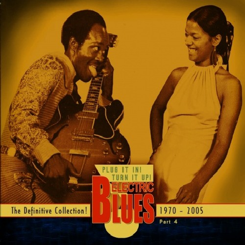 Electric Blues 1970-05 (English) 4 /  Various