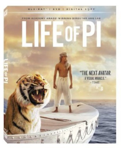 Life of Pi [2 Discs] [UltraViolet] [Blu-ray/DVD]