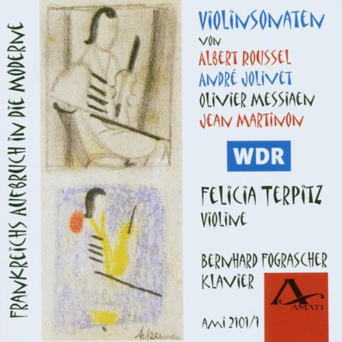 France's Departure to Modern Age: Violin Sonatas