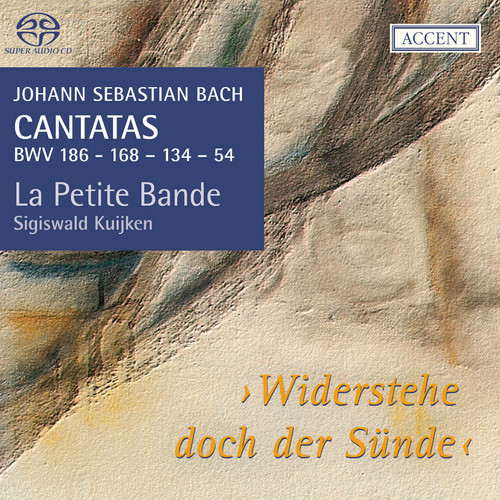 Widerstehe Doch Der: Cantatas 17 - BMV186 168 134