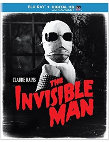 Invisible Man [UltraViolet] [Blu-ray]