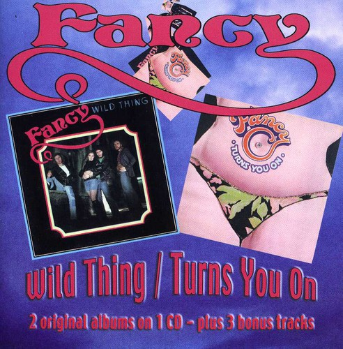 Wild Things /  Turns You on [Import]