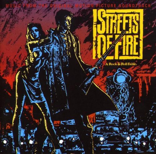Streets of Fire (Original Soundtrack) [Import]