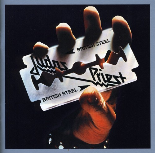 Judas Priest-British Steel