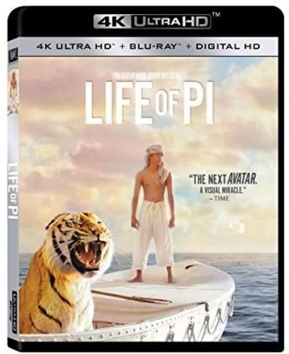 Life of Pi [4K Ultra HD Blu-ray/Blu-ray]
